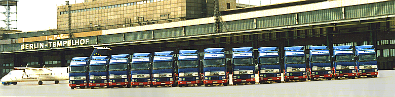 Vehicles - Komm Logistik